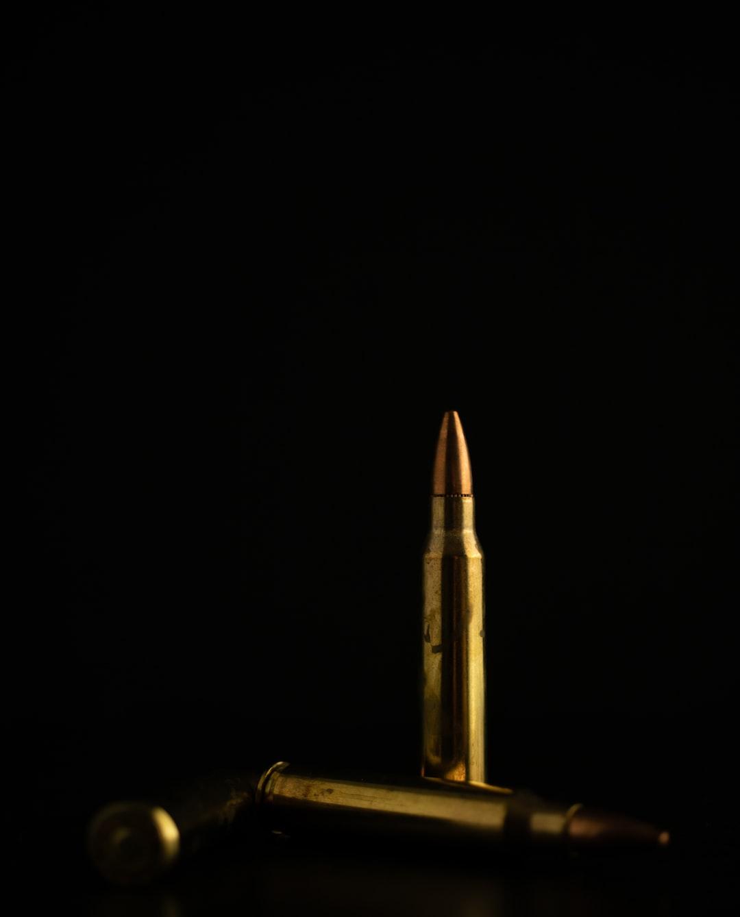 Brass ammunition .223