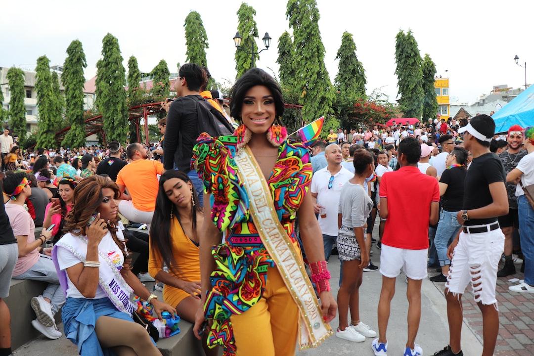 Marcha del orgullo LGBTIQ+ Casco Antiguo, Panamá 2019