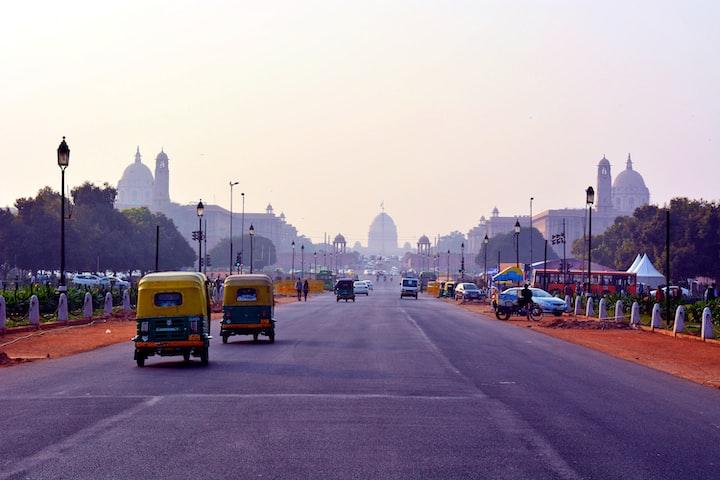 Why do I live in Delhi?