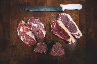 Kalorietabel for kød: Tabel med kalorier i oksekød, kylling, svin 🥩