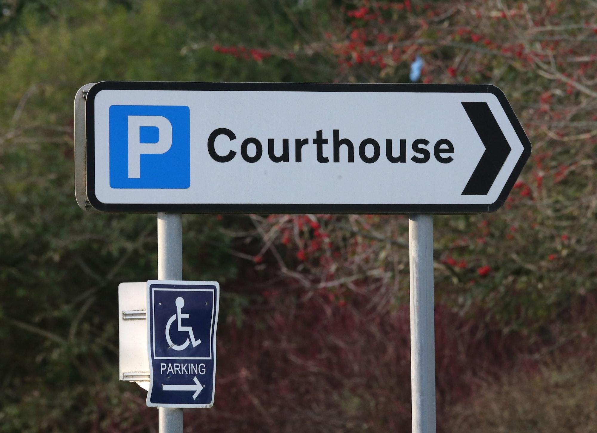 Coleraine Magistrates Court