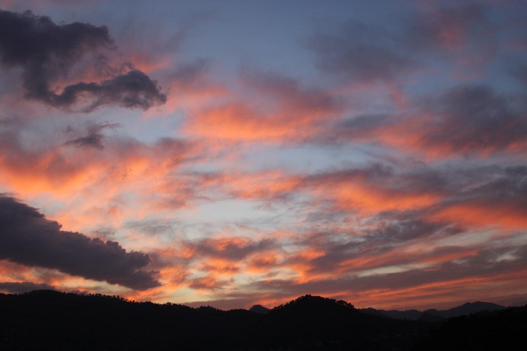 evening orange sky ❤️ #OrangeSky  @raxit_rakki