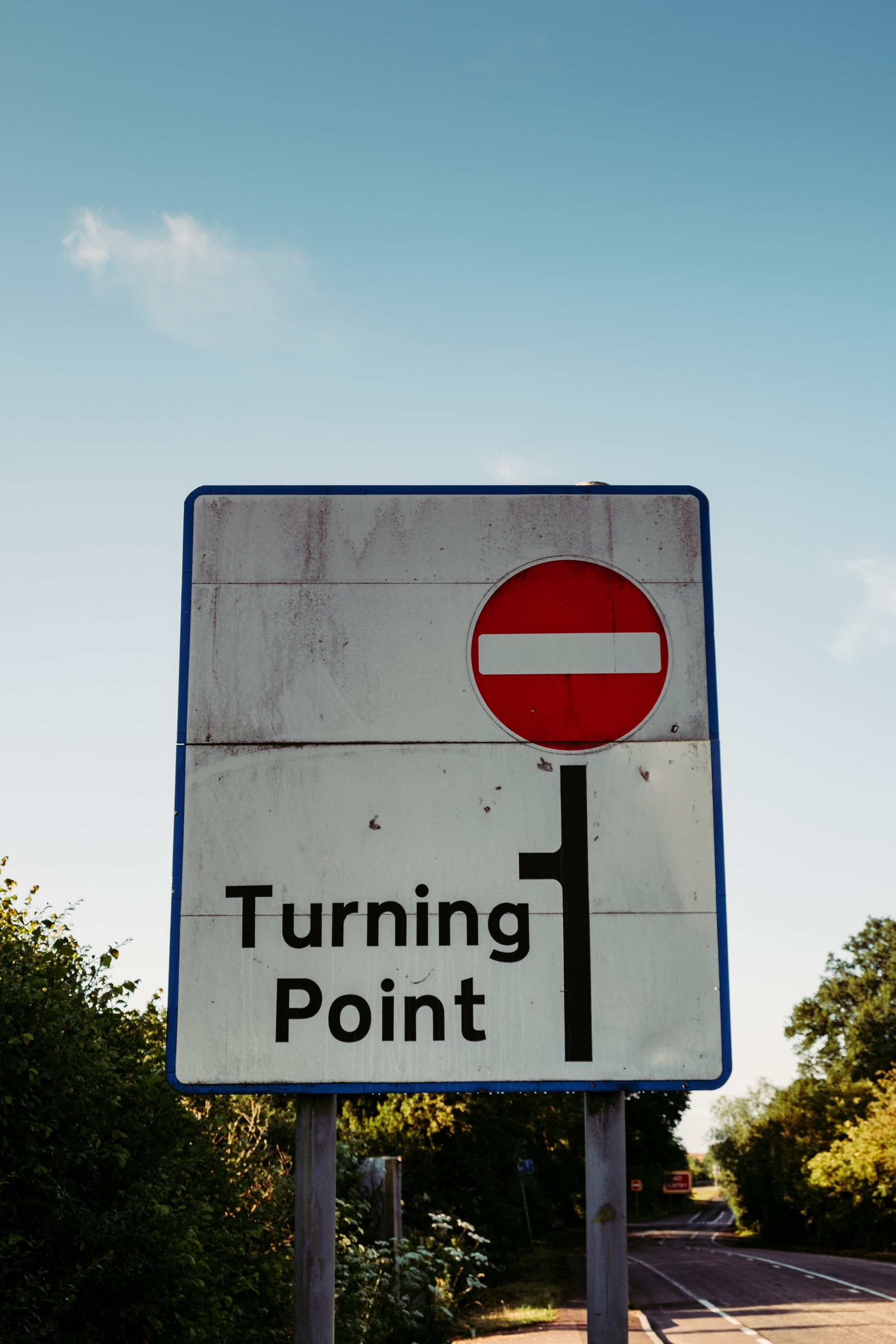 January 7 - At the Turning Point