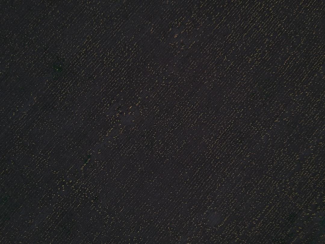 pattern of field