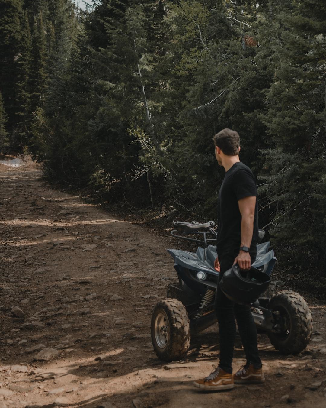 Dirt riding