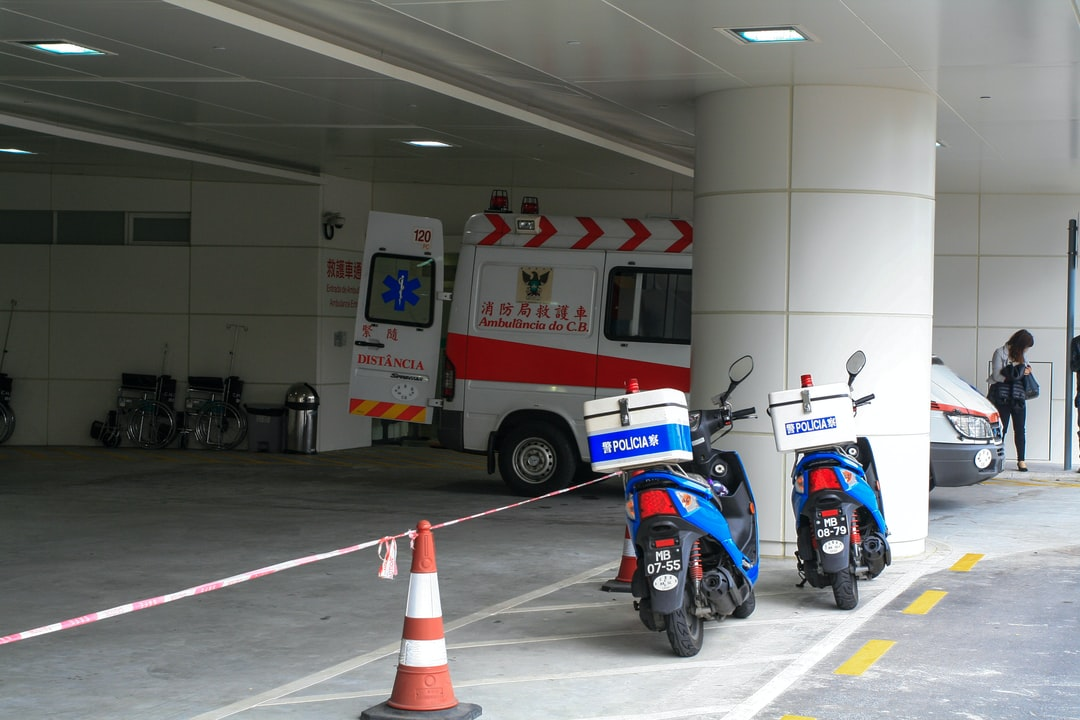 Emergency, Conde de São Januário Hospital Center, Macau, China