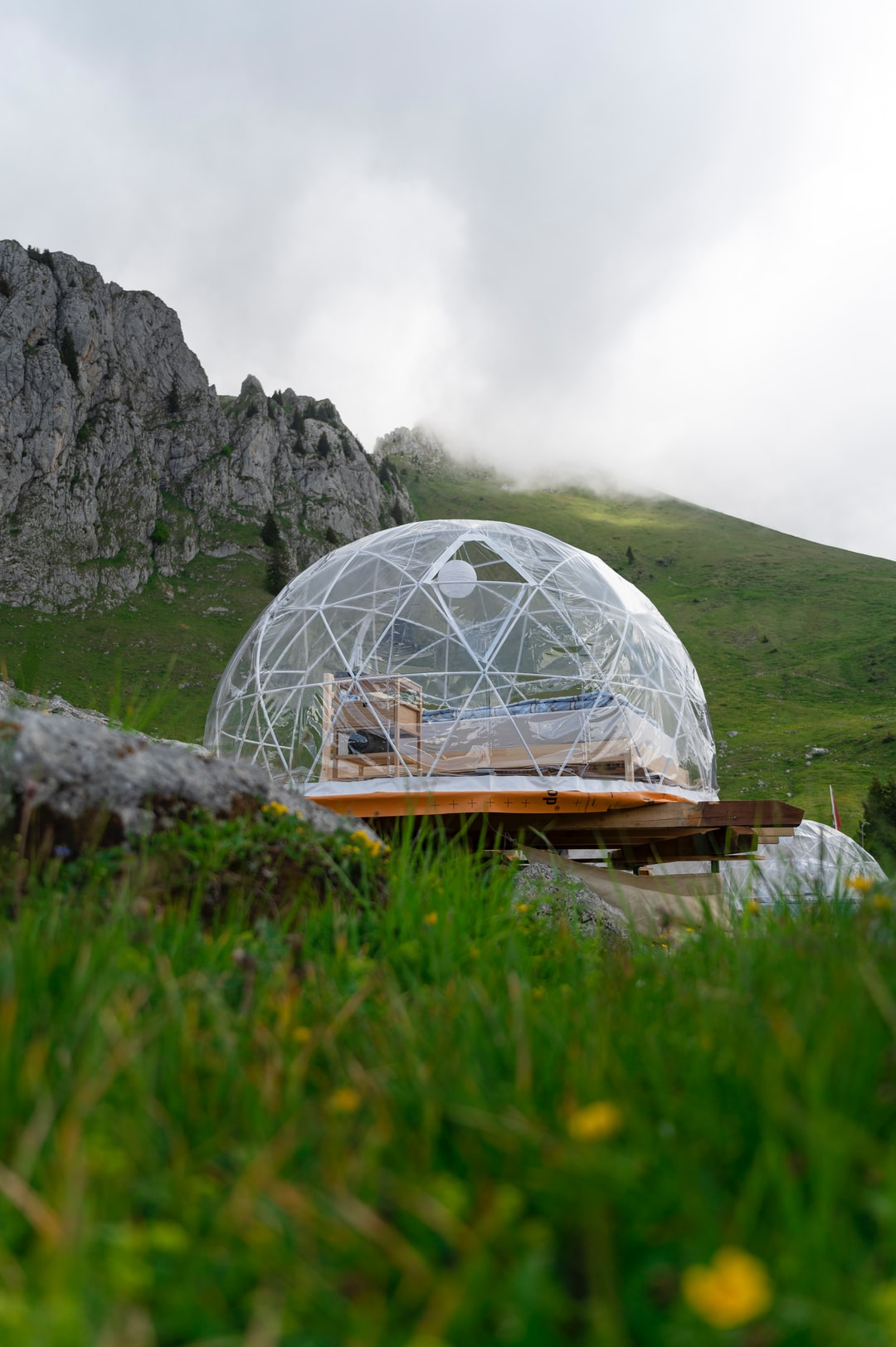 Difference between inflatable and VIEWSKY bubble tents