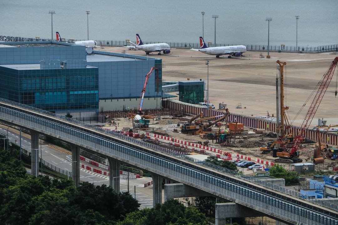 Macau International Airport Expansion, Macau, China