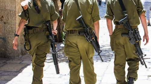 ARAB AND ISRAELI MILITARIES
