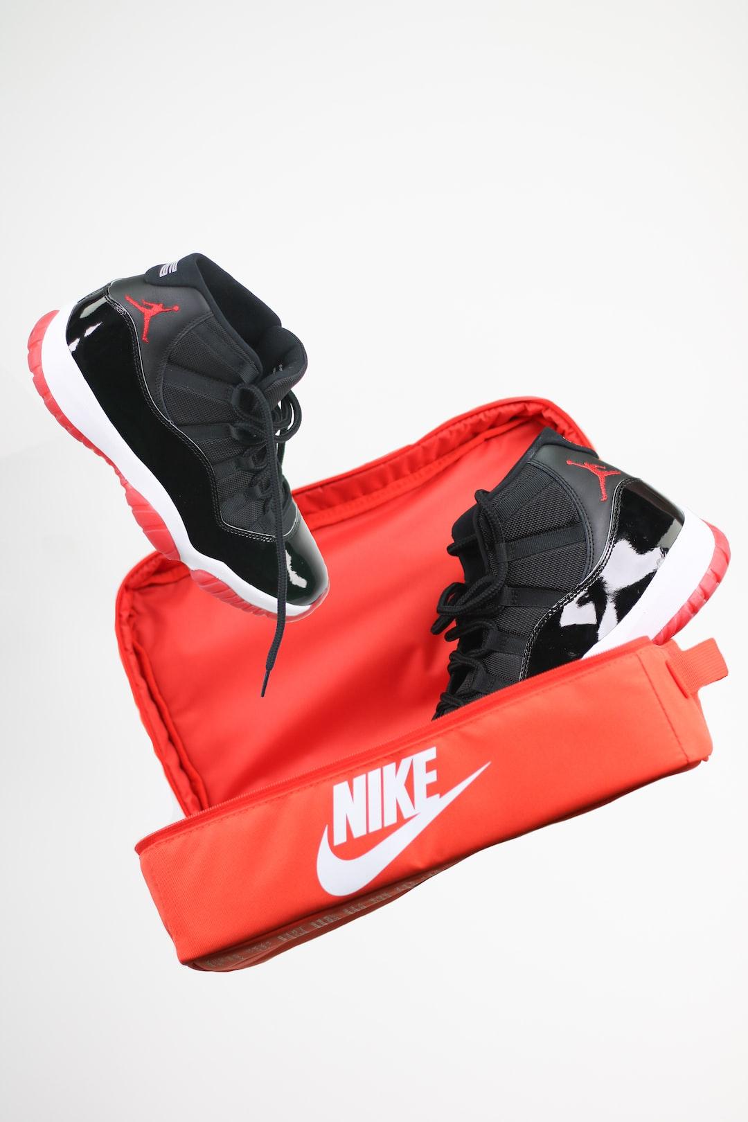 Nike promotional product shoot