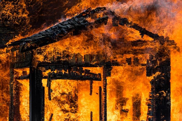 I Set Ablaze