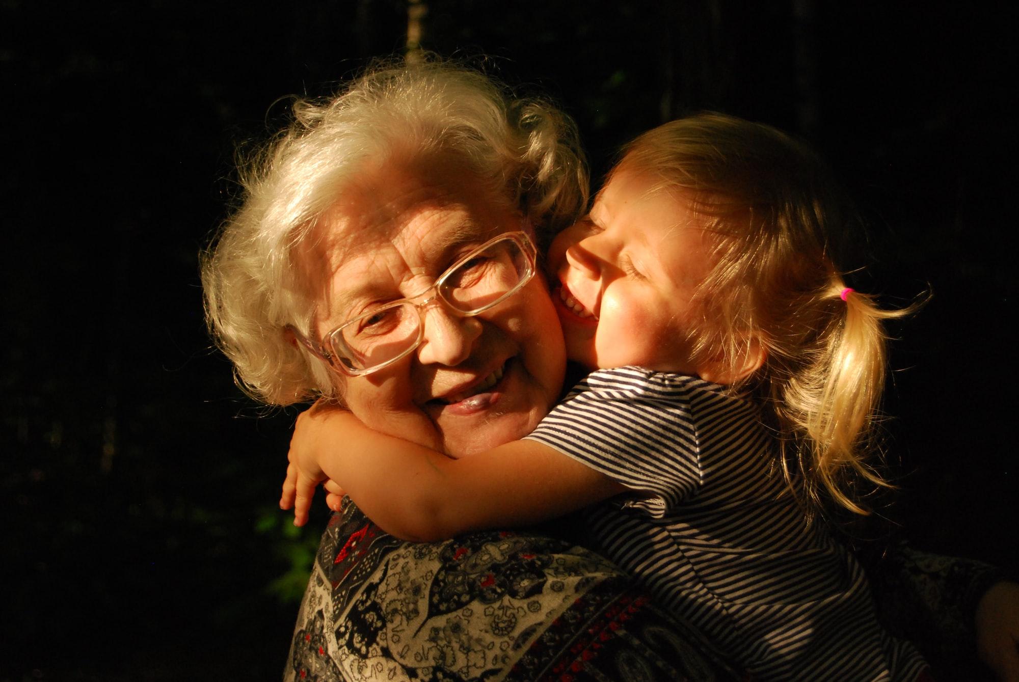 Правду бабуся каже. Жарт але в ньому велика доля правди.