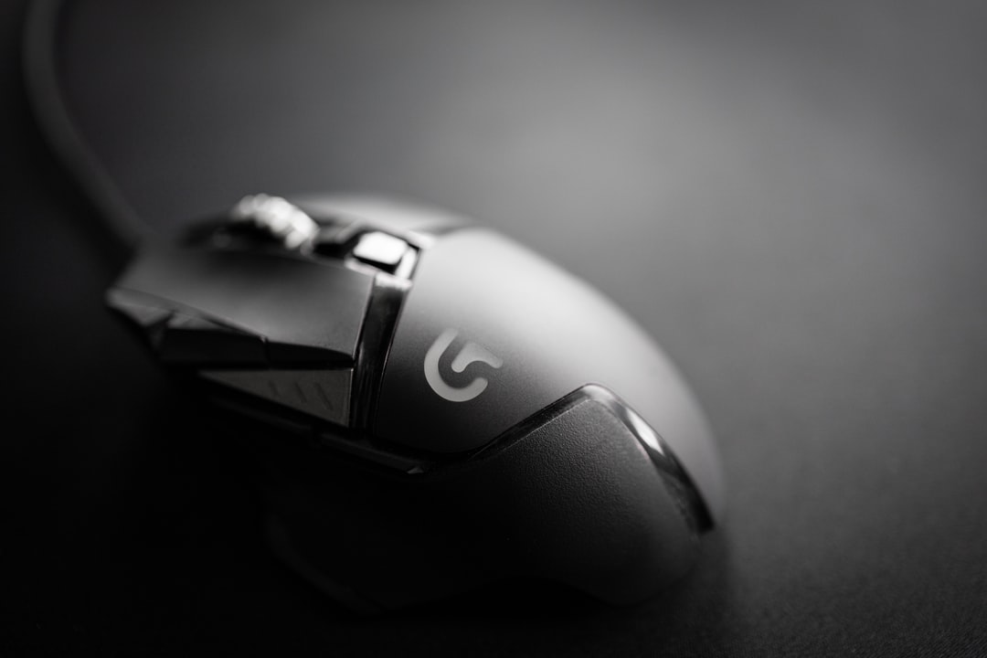 A gaming mouse for computer.