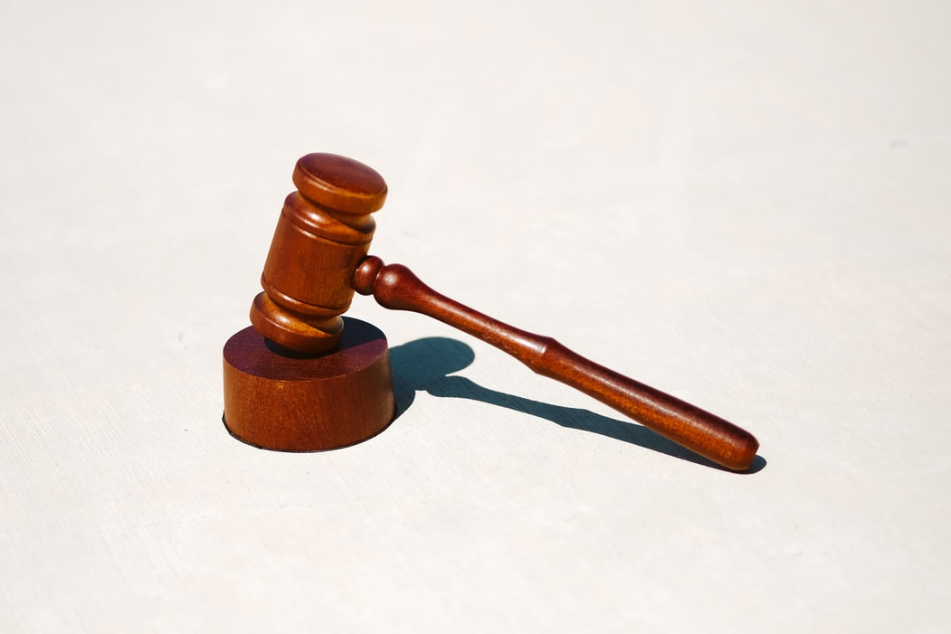 A gavel. Let's talk about a judge's ruling in a cybersecurity case.