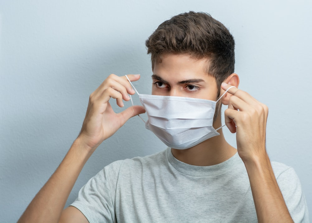 soğuk havada maske kullanmak