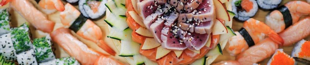 Sushi header image