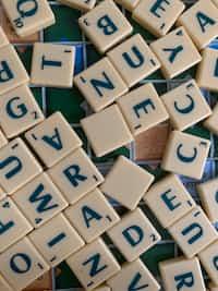 Scrabble pan stories