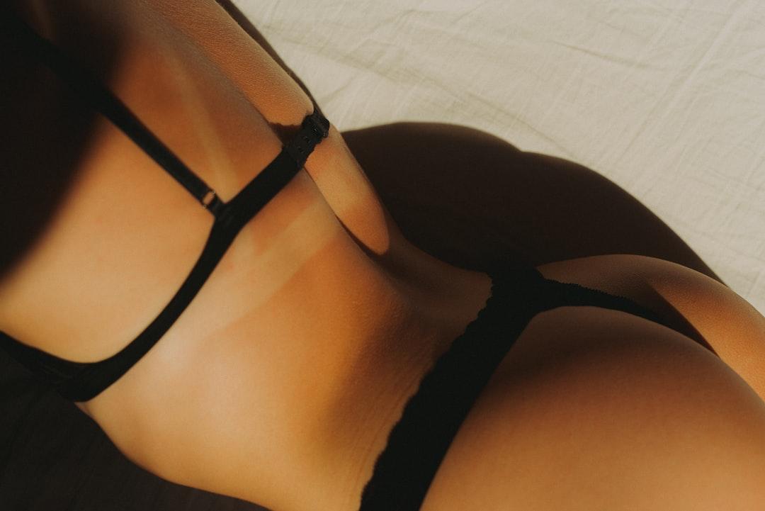 sexy woman back angle