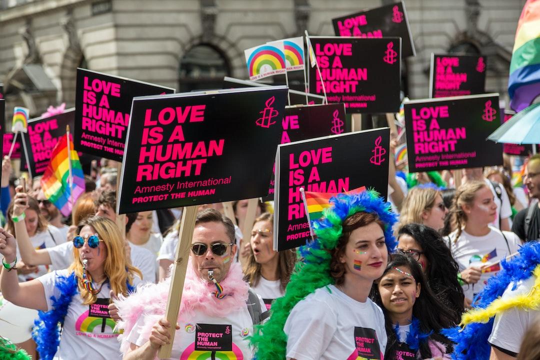 London Pride parade - 2016