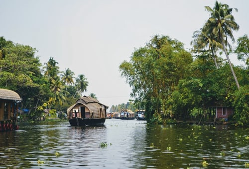 The babmoo cruises of Poovar
