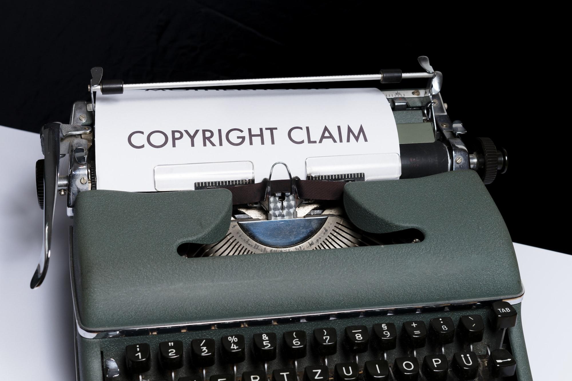 Writer's Ways 2: Copyright