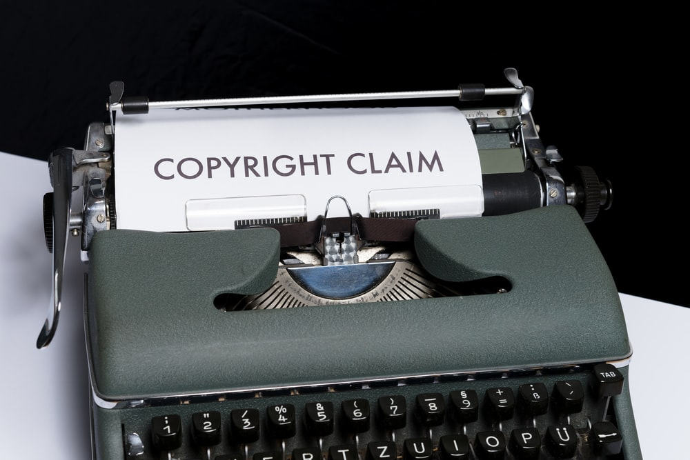 Copyright claims with digital agencies