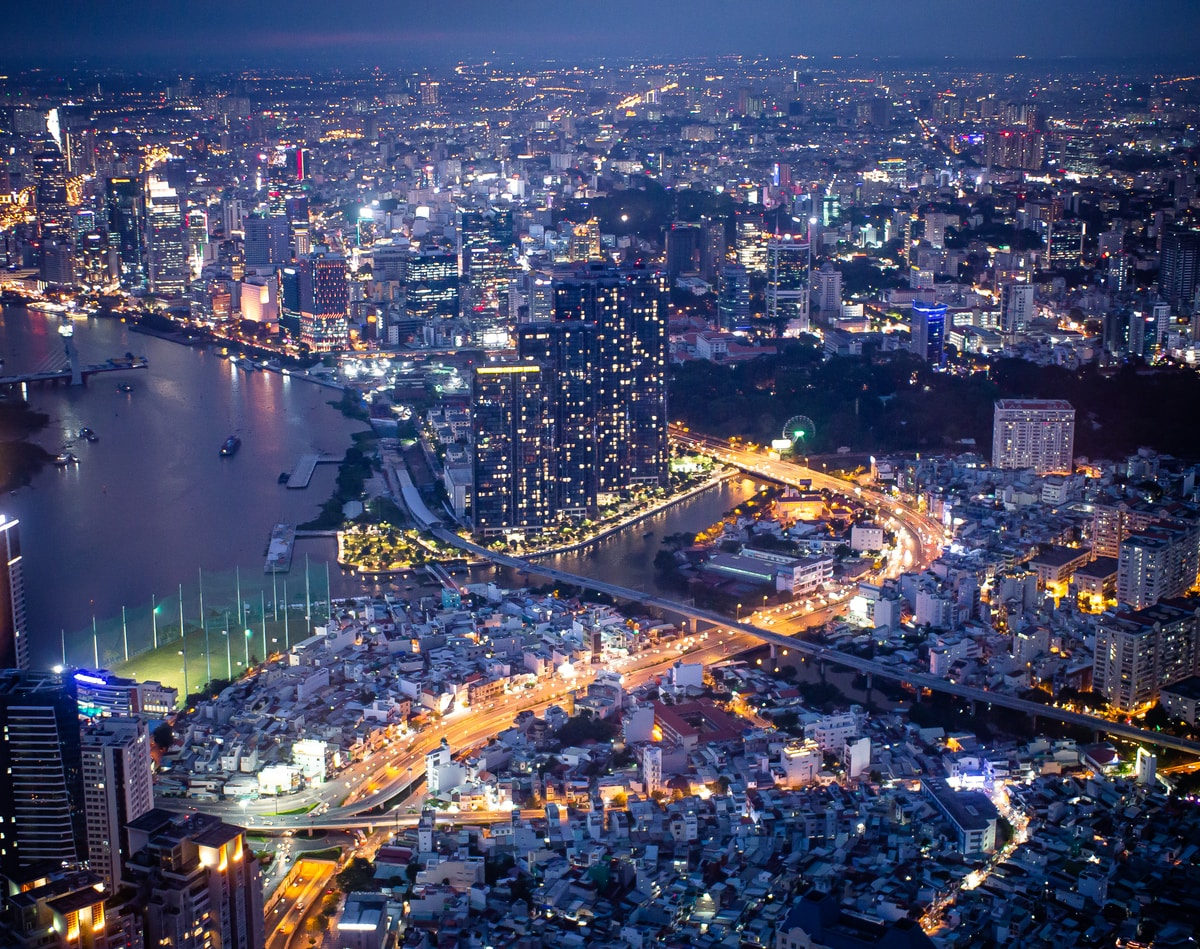 Ho Chi Minh, the Emerging Business Hub in South East Asia.