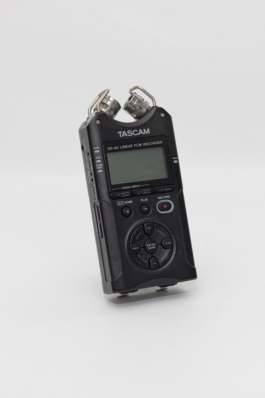 black olympus digital voice recorder