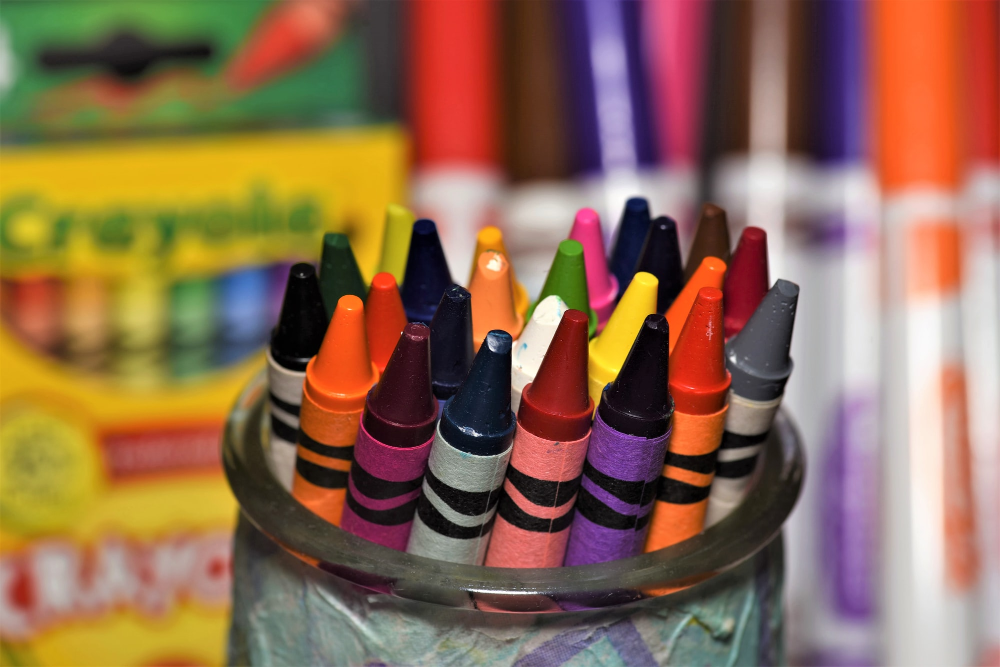 My Adult Coloring Book Party