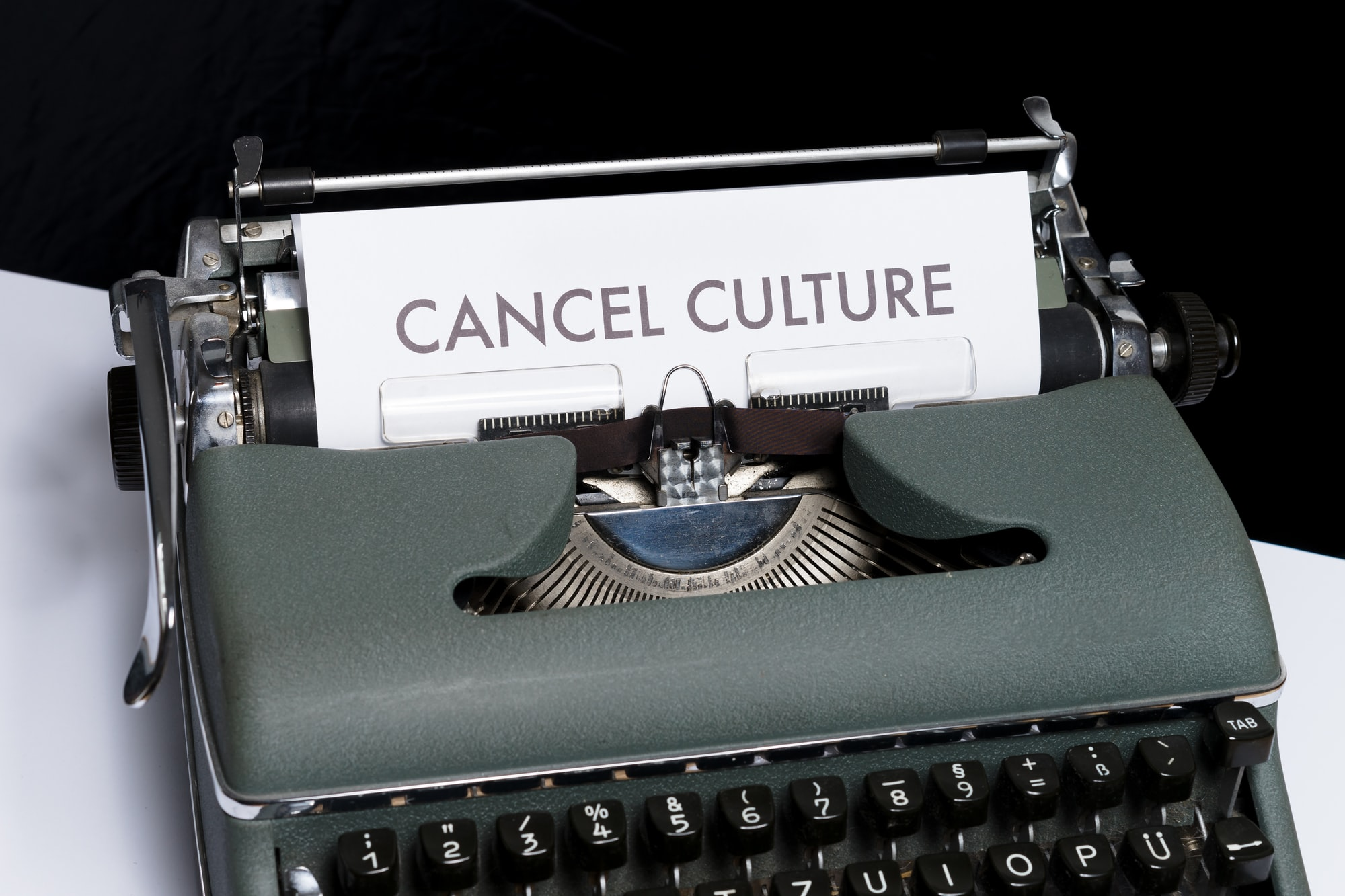 The Flipside of Cancel Culture
