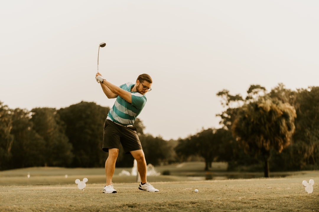 How to swing a driver the right way