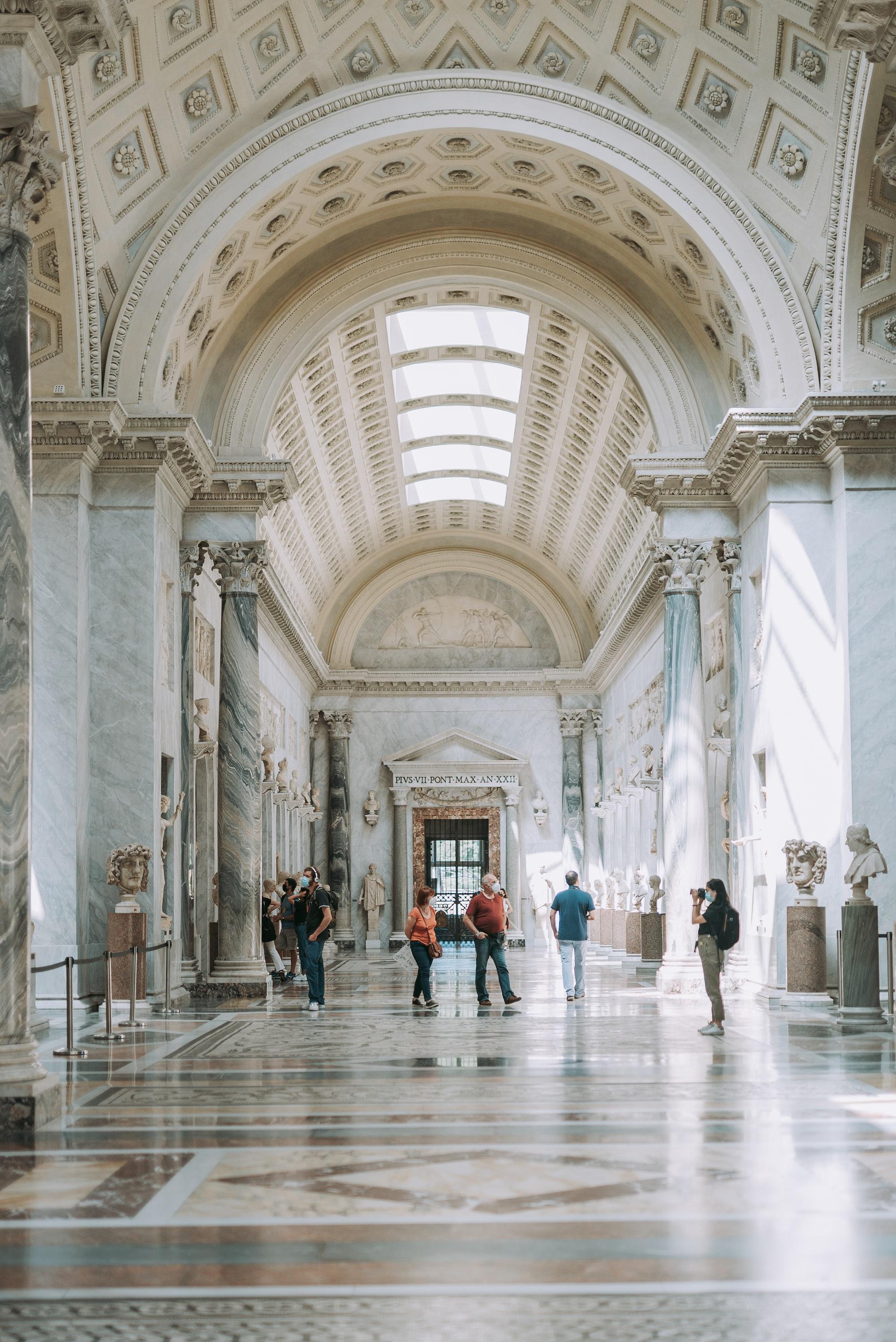 Фотосъемка в музее