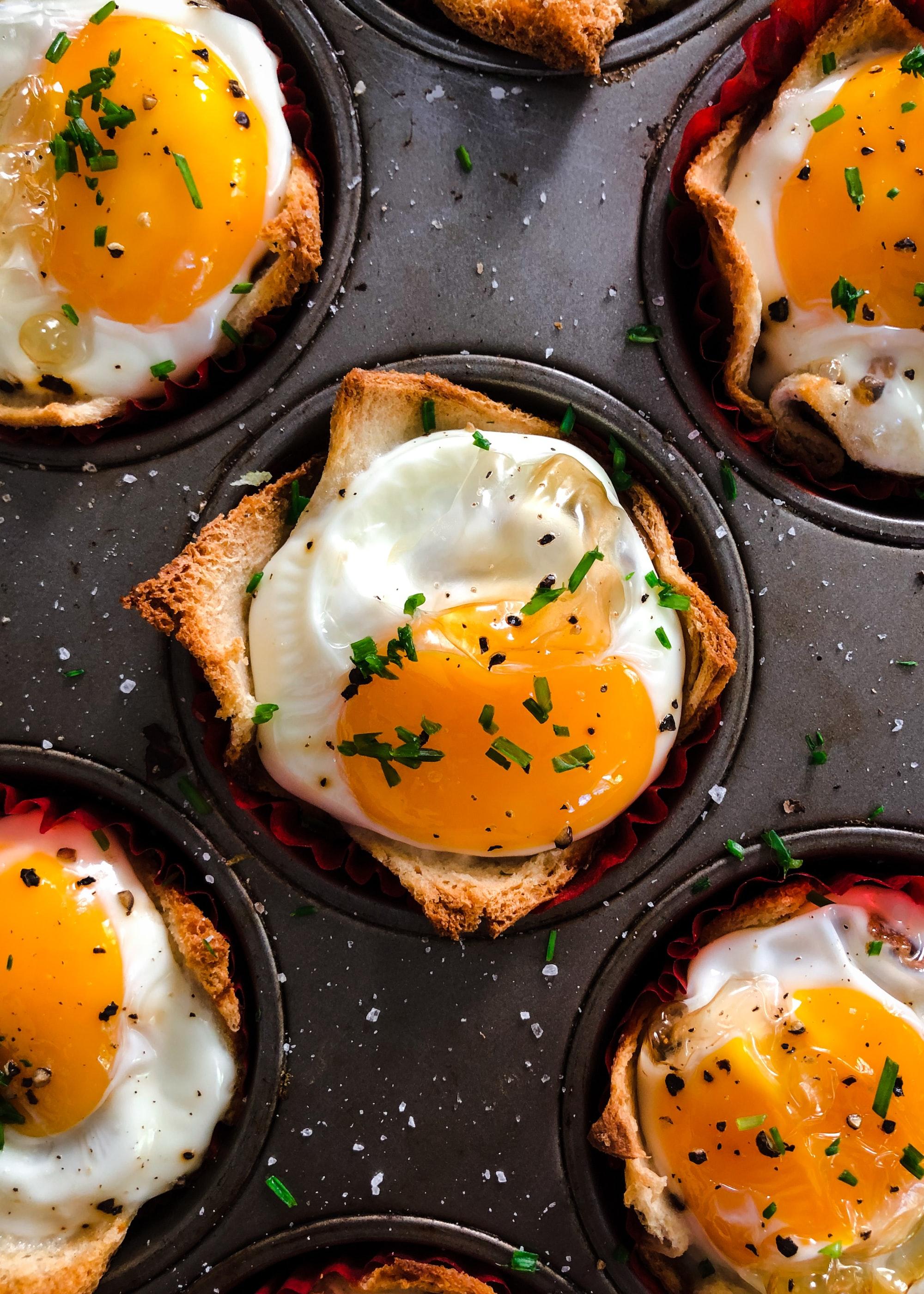 Extravagant Eggs