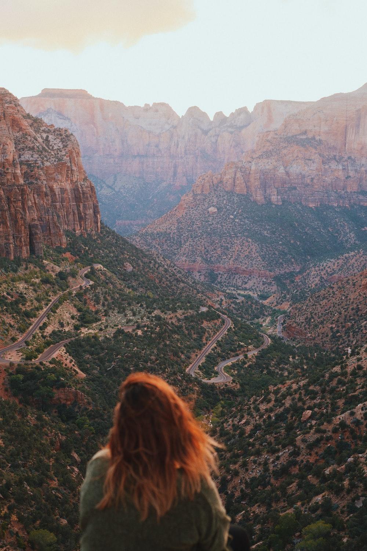 brown mountain range during daytime