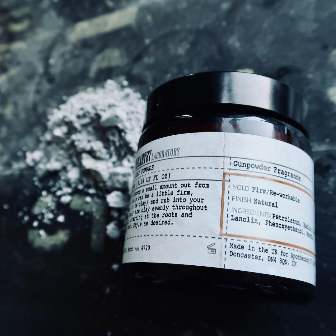 Clay Pomade - Gunpowder Fragrance | Apothecary 87