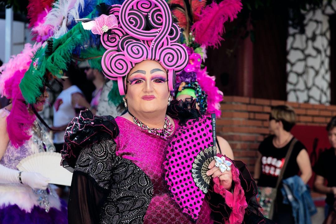 Desfile del Orgullo Gay de Torremolinos 2019