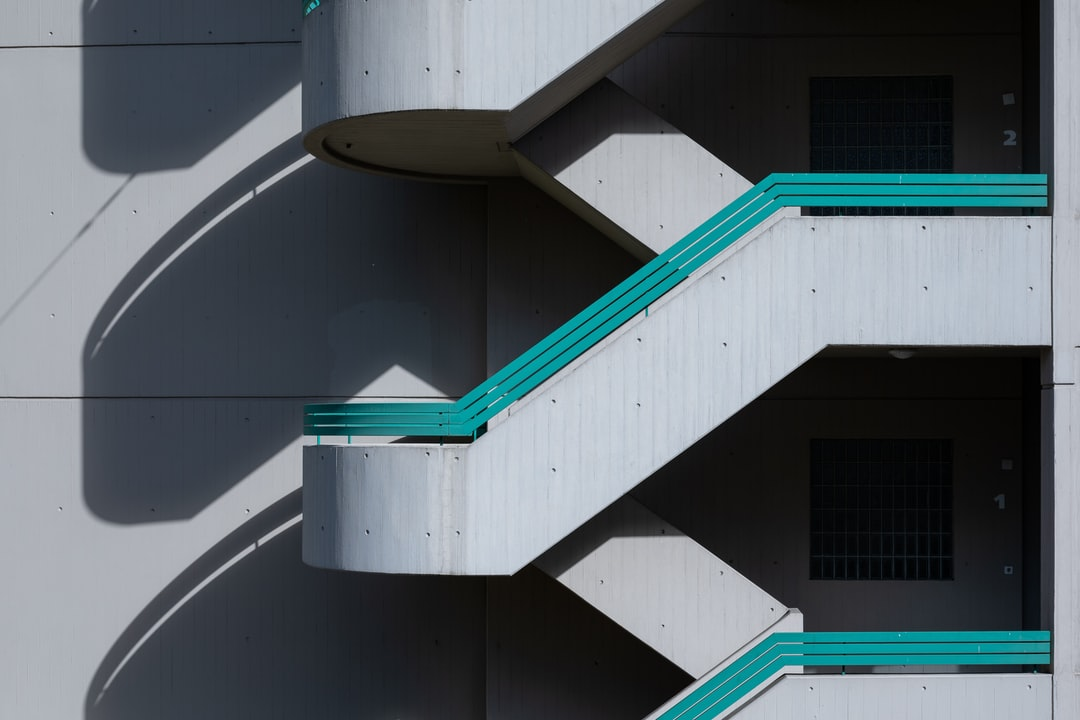 White and Blue Concrete Building - unsplash