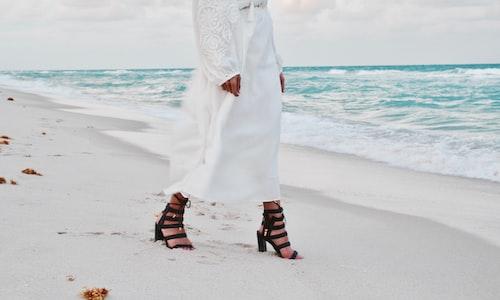 heels pickup line