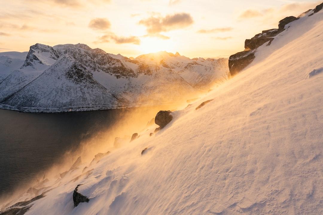 Into the Fjords. - unsplash