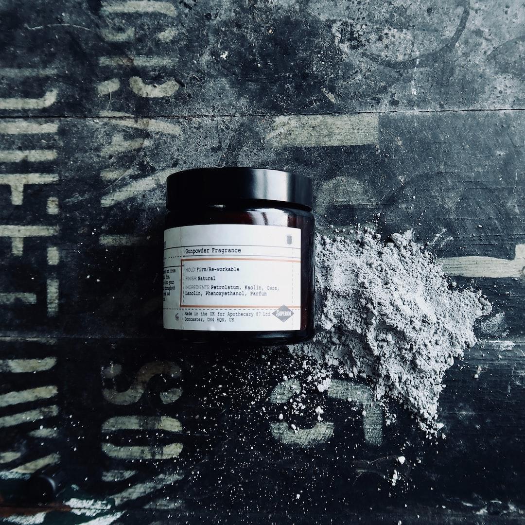 Clay Pomade - A Gunpowder Fragrance   Apothecary 87