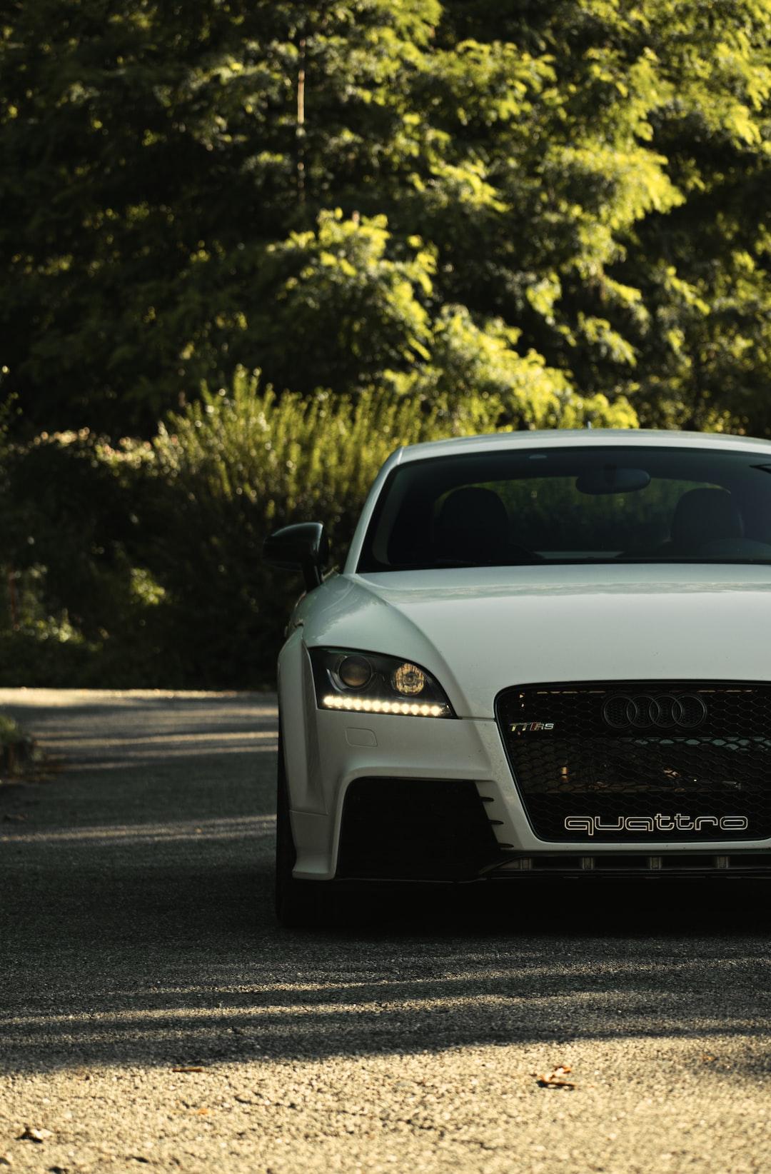 Audi TTRS 400hp