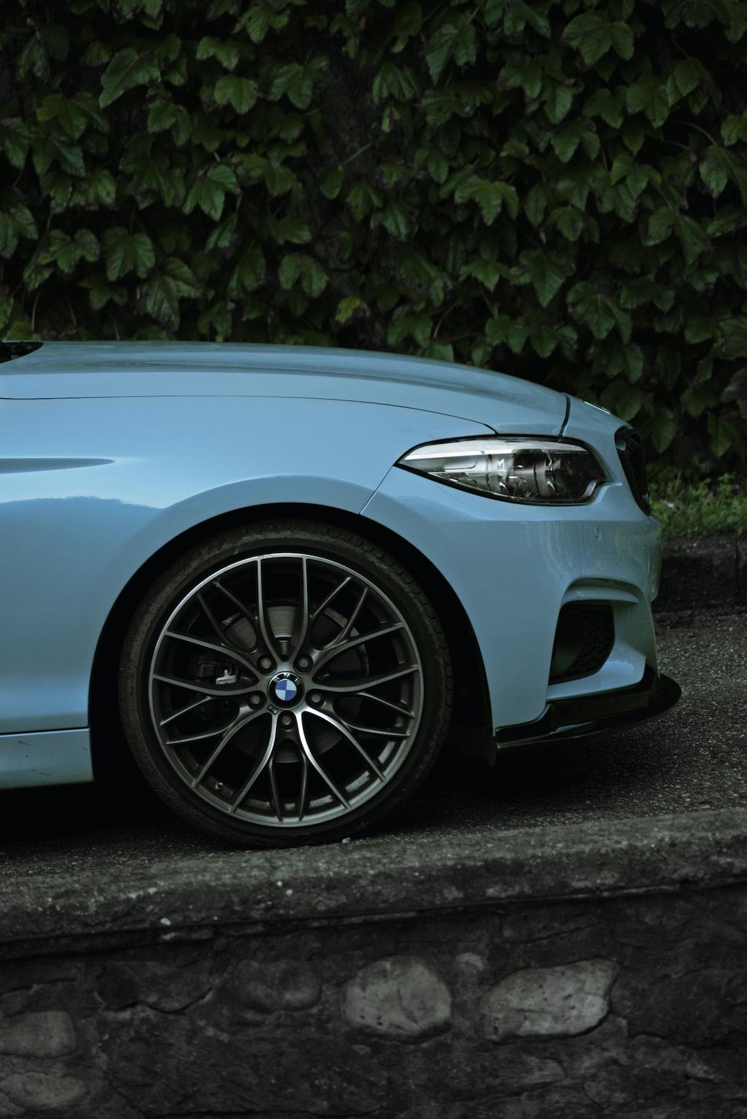 BMW Series 2 diesel with MSport package