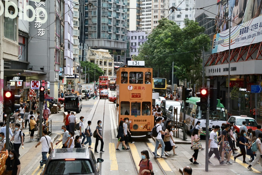Hong Kong Street Pictures | Download Free Images on Unsplash