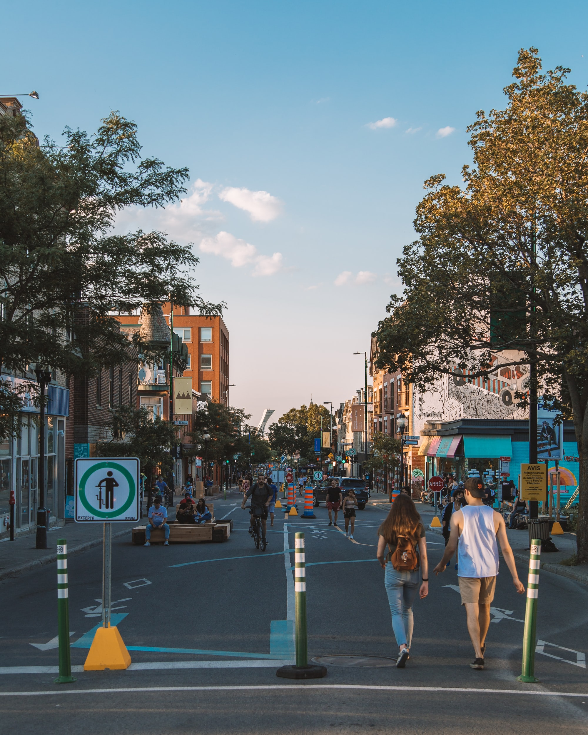 Montreal Streets