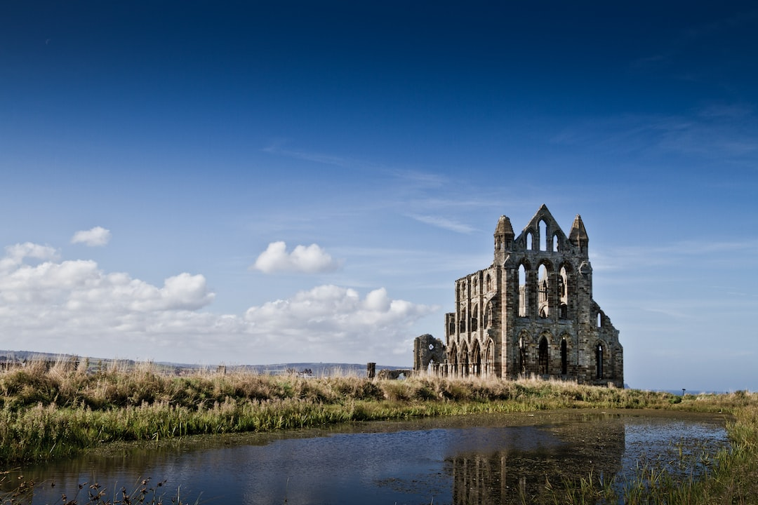 Here is a photograph taken from the ruins of Whitby Abbey.  Located in Whitby, Yorkshire, England.   Website : www.michaeldbeckwith.com   Email : michael@michaeldbeckwith.com