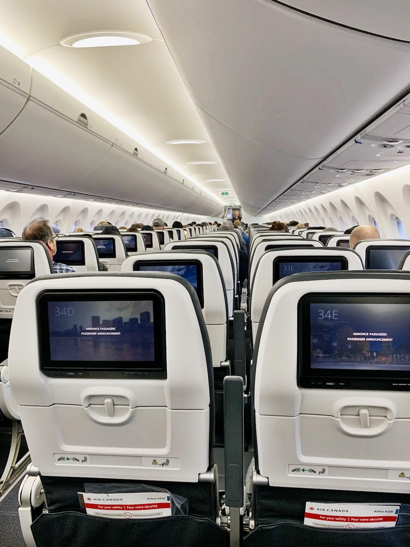 Brand new airplane
