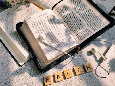 Holy Bible,faith