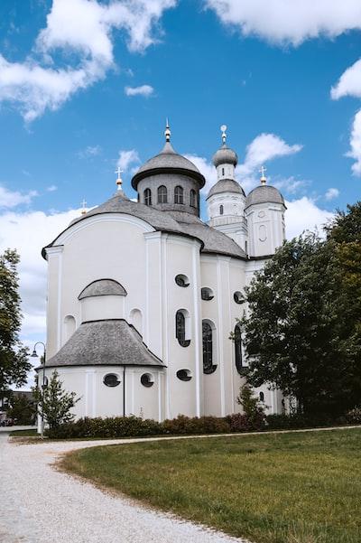 Wallfahrtskirche Maria Birnbaum in Sielenbach
