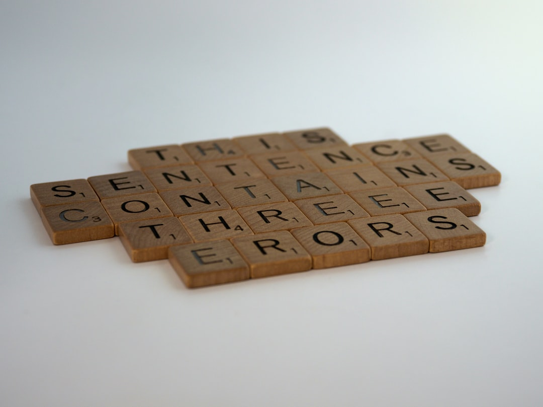 scrabble, scrabble pieces, lettering, letters, white background, wood, scrabble tiles, wood, words, this sentence contains three errors, puzzle, riddle, humour, conundrum, quiz,