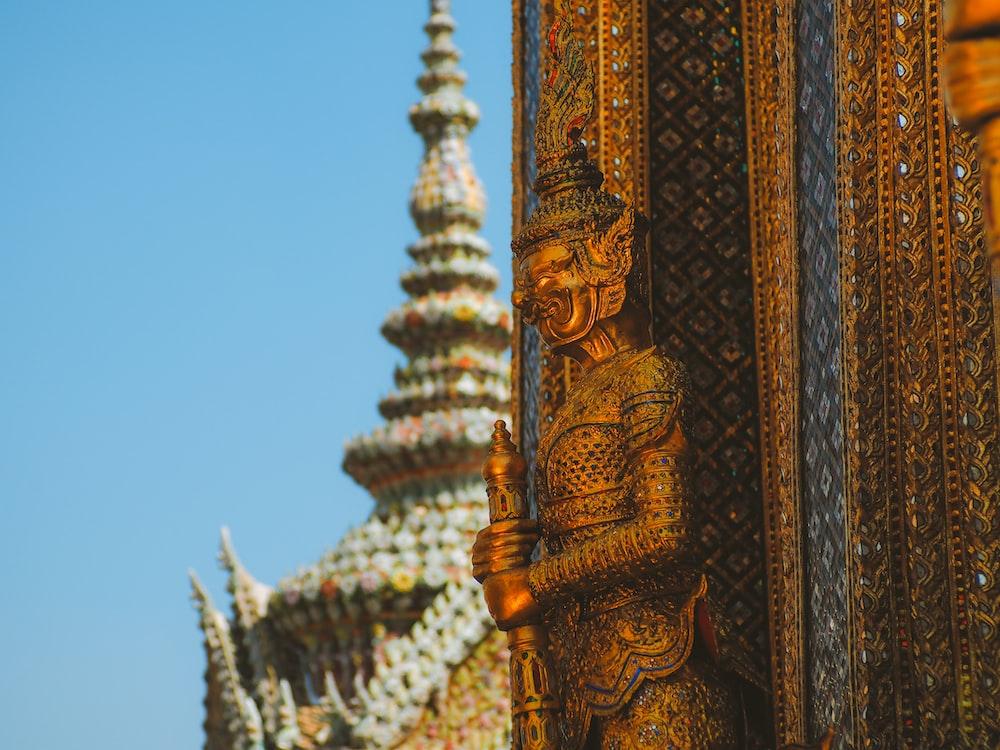 Templos, Tailandia, Asia
